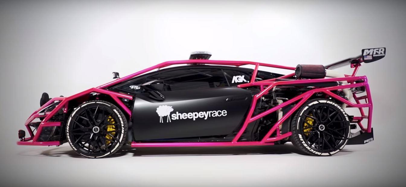 Lamborghini Huracan Alex Choi - Lamborghini Huracan Alex Choi