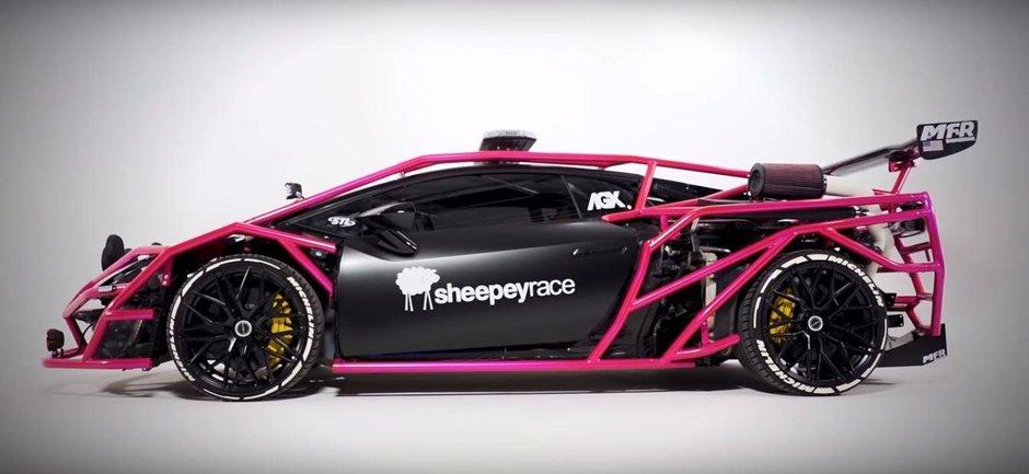 Lamborghini Huracan Alex Choi