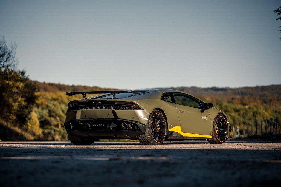 Lamborghini Huracan Avio de la Luethen Motorsport