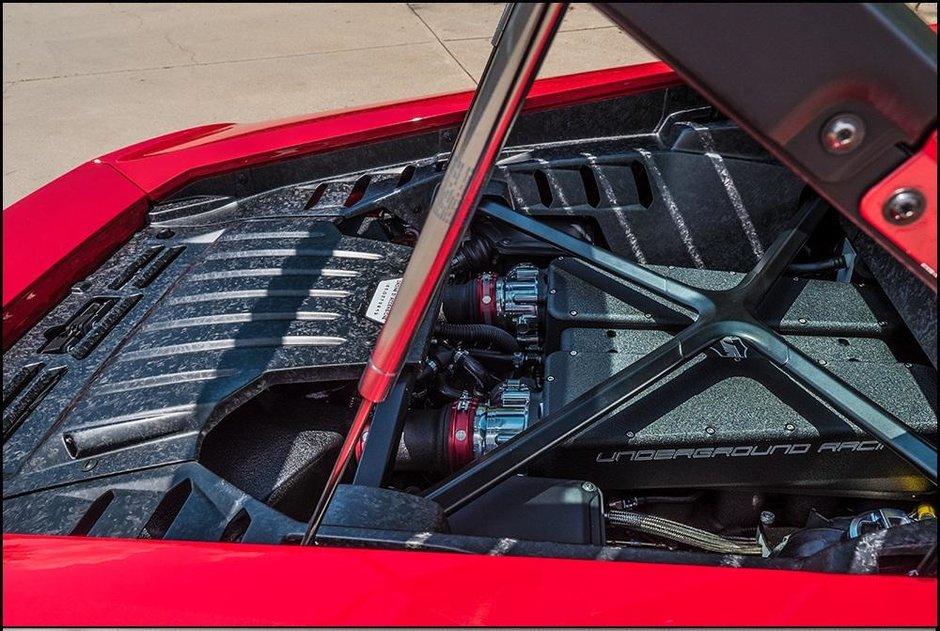 Lamborghini Huracan by Underground Racing