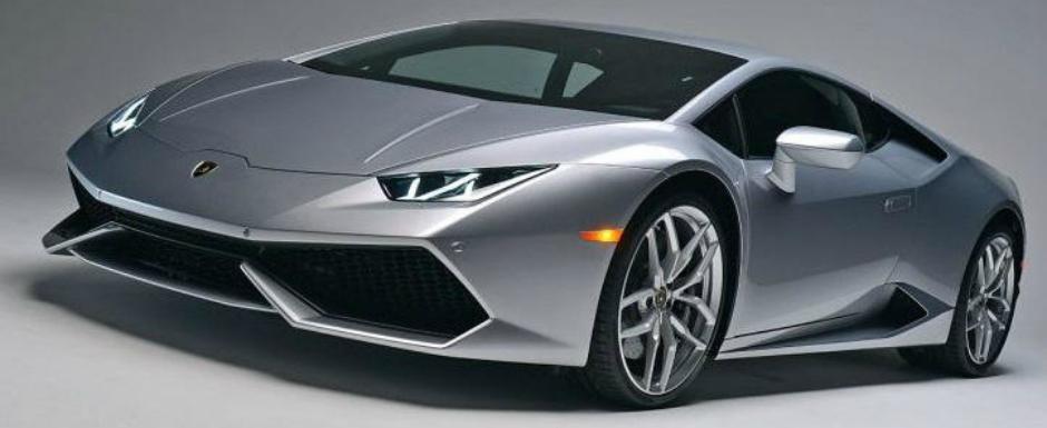 Lamborghini Huracan LP610-4: POZE, VIDEO si DETALII TEHNICE