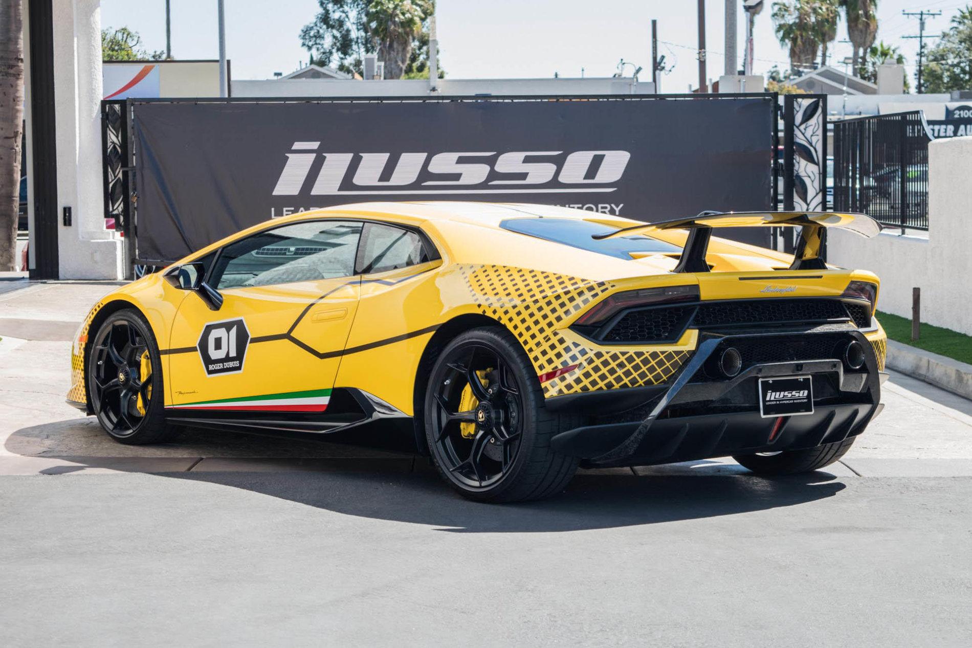 Lamborghini Huracan Performante de vanzare - Lamborghini Huracan Performante de vanzare