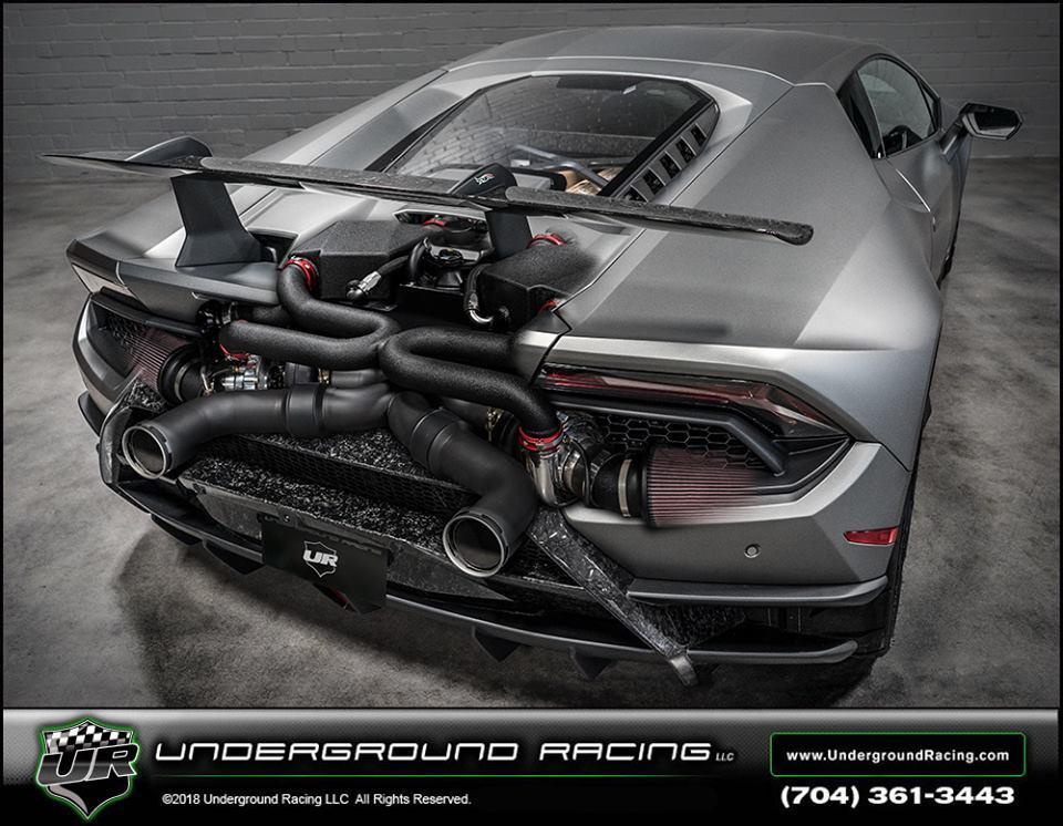 Lamborghini Huracan Performante TT - Lamborghini Huracan Performante TT