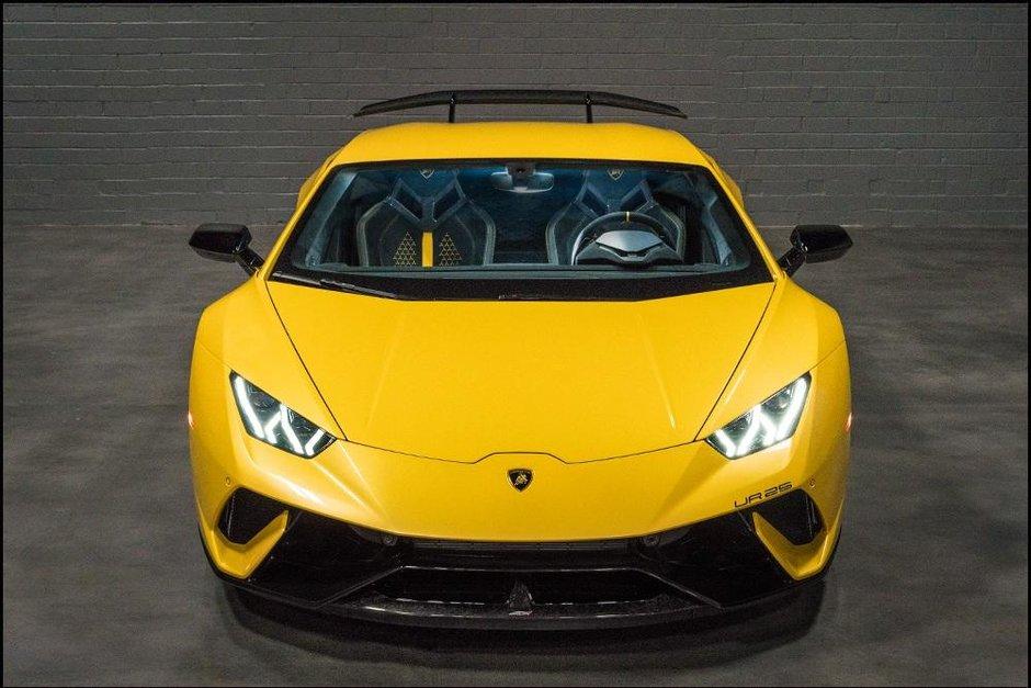 Lamborghini Huracan Performante Underground Racing