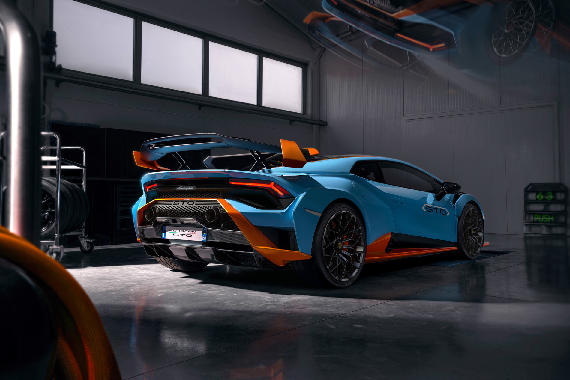 Lamborghini Huracan STO - Lamborghini Huracan STO