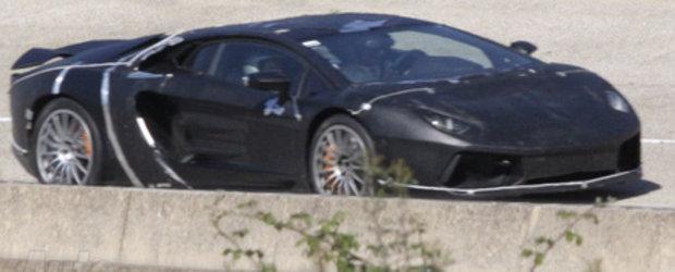 Lamborghini Jota revine in prim plan!