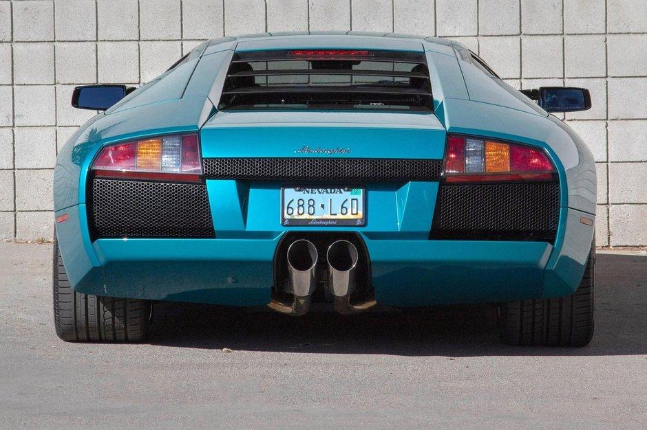 Lamborghini Murcielago 40th Anniversary Edition de vanzare
