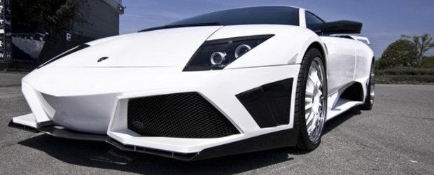 Lamborghini Murcielago LP640. JB Car Design. 750 cai putere. Atentie, taur rau!