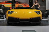 Lamborghini Murcielago LP670-4 SV
