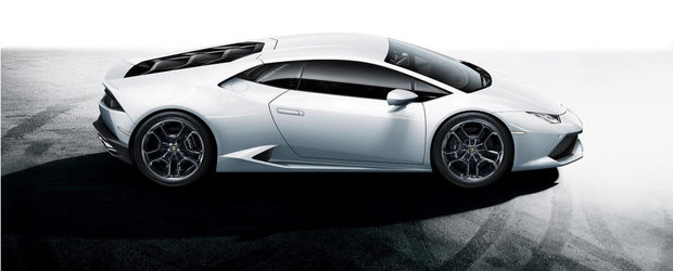 Lamborghini ne dezvaluie toate secretele stilistice ale noului Huracan LP610-4
