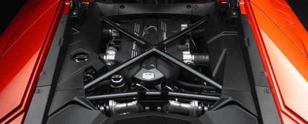 Lamborghini nu renunta la motoarele aspirate