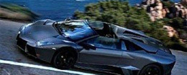 Lamborghini pregateste Reventon Roadster