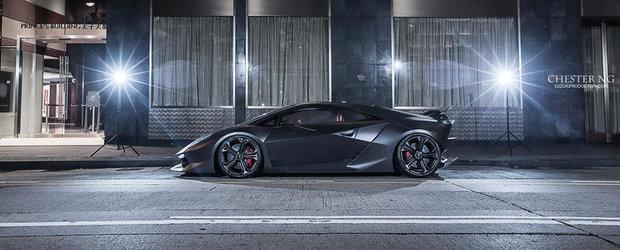 Lamborghini pregateste un model special pentru aniversarea de 50 de ani. Ce sa fie oare?