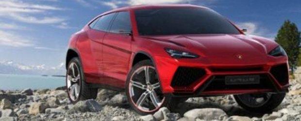 Lamborghini pregateste un nou SUV: Lamborghini Urus