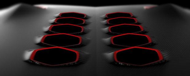 Lamborghini prezinta un nou concept car la Paris Motor Show!