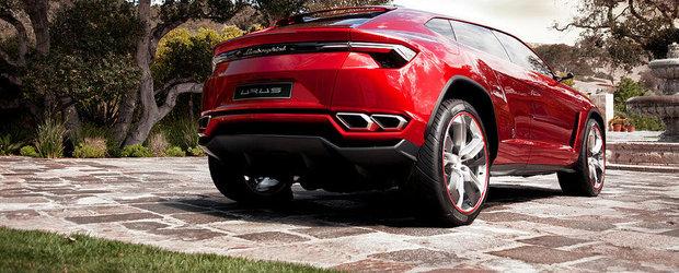 Lamborghini s-a decis: va lansa un nou SUV pe piata!