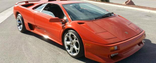 Lamborghini-ul care a impartit internetul in doua. Motorul original a fost inlocuit cu unul mult mai mic