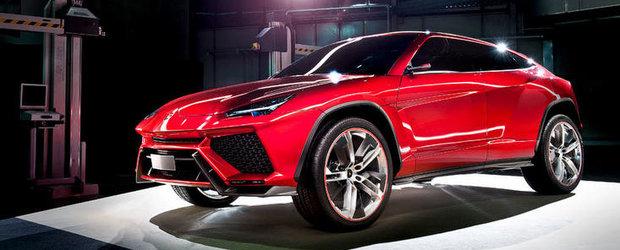 Lamborghini Urus ar putea costa 170.000 euro