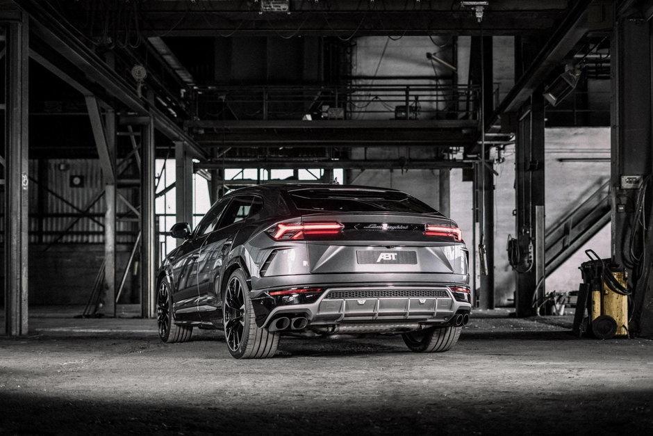 Lamborghini Urus de la ABT Sportsline