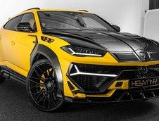 Lamborghini Urus de la Keyvany