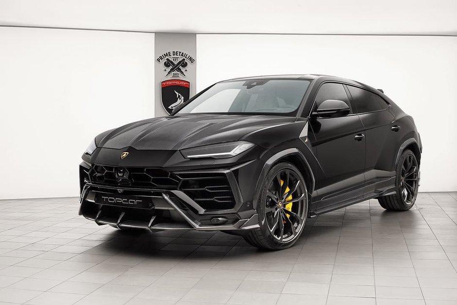 Lamborghini Urus de la TopCar