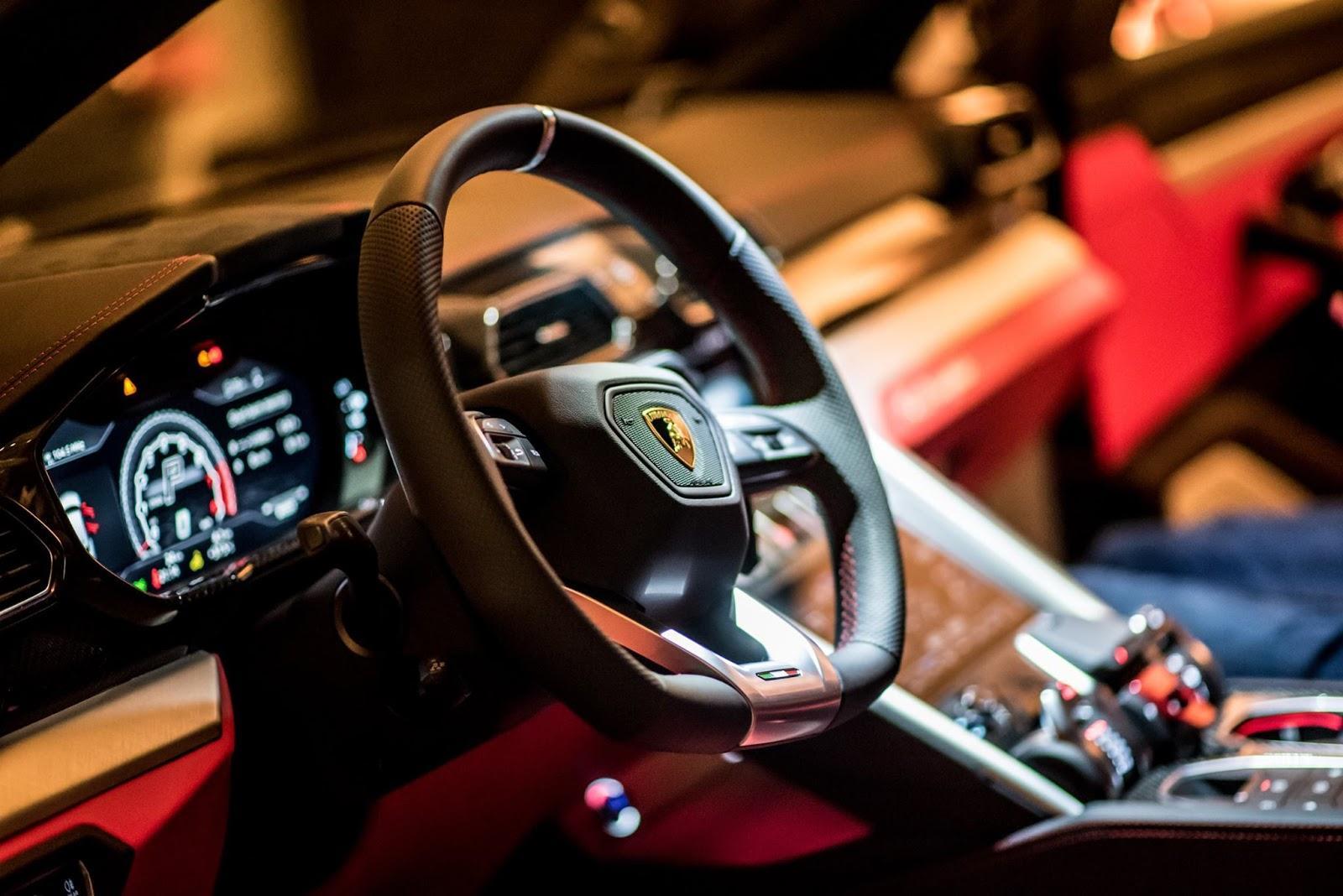 Lamborghini Urus in Singapore - Lamborghini Urus in Singapore