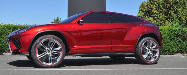 Lamborghini Urus intra in productia de serie