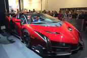 Lamborghini Veneno Roadster by Monster Audio