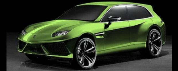 Lamborghini viseaza la un SUV de serie