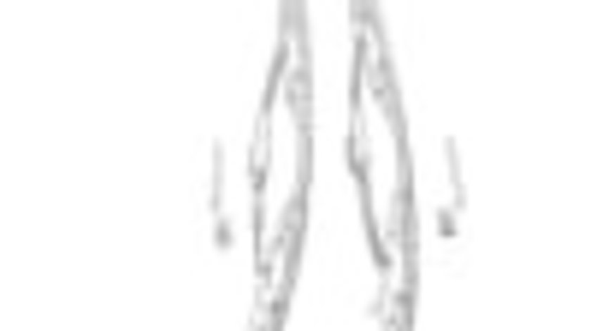 lamela stergator SKODA OCTAVIA II (1Z3) OE IVECO 2994625