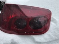 Lampa dreapta peugeot 407, 1.8 benzina, 2005
