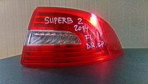 Lampa dreapta spate Skoda Superb 2 Typ 3T, an fabr...