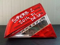 Lampa haion dreapta spate Skoda Superb 2 Typ 3T, an fabr. 2014, facelift