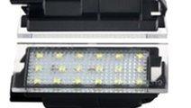Lampa LED numar 71601 compatibila DACIA Logan II F...