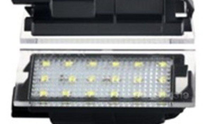Lampa LED numar 71601 compatibila DACIA Logan II Facelift 2016-> VistaCar
