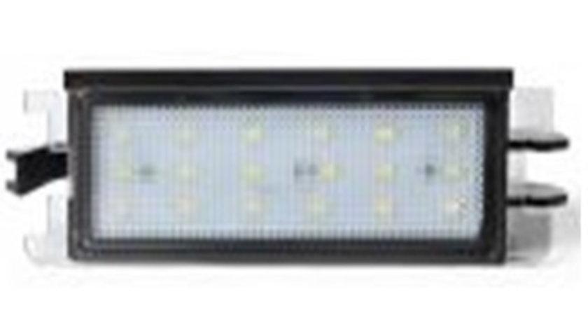 Lampa LED numar 73502 compatibil DACIA LOGAN I / SANDERO I VistaCar