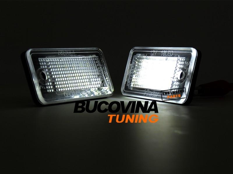 Lampa LED numar inmatriculare Audi A6 4F
