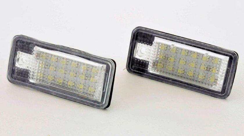 LAMPA LED NUMAR INMATRICULARE - LED PENTRU PLACUTA DE NUMAR