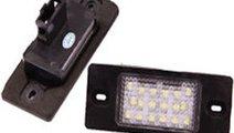 Lampa LED numar VW Touareg 2002-2010 (cu spatiu de...