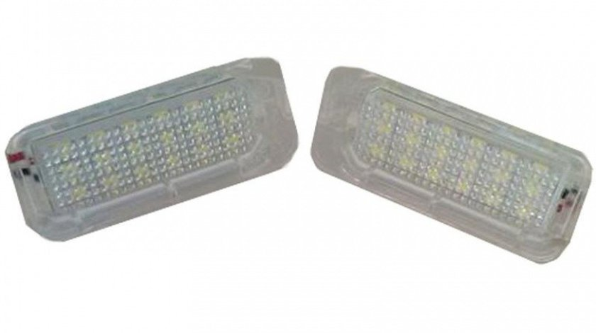 Lampa LED pentru Iluminare Numar Inmatriculare 7903, Ford Fiesta 2009+