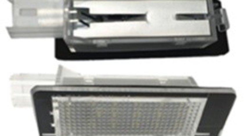 Lampa LED pentru iluminare numar inmatriculare compatibil Renault Vel Satis 2005.04-2009 AutoPro Style