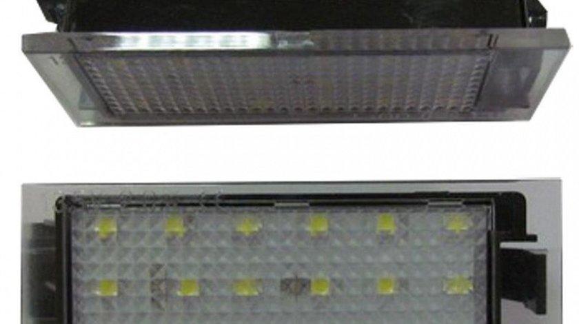 Lampa LED pentru Iluminare Numar Inmatriculare 71601, Renault Master II 2006