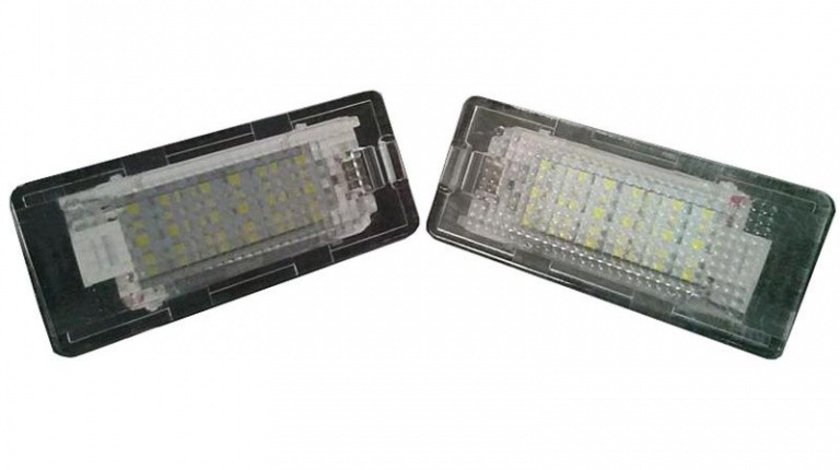 Lampa LED pentru Iluminare Numar Inmatriculare 7413, Volkswagen VW Passat B6 2009-2011