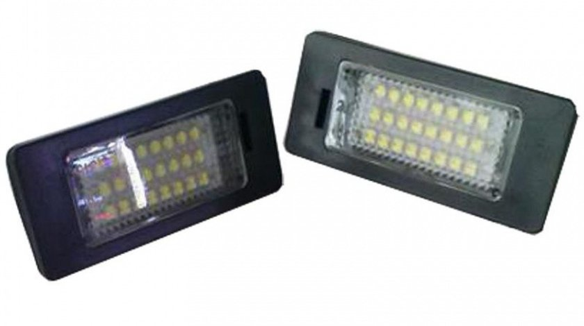 Lampa LED pentru Iluminare Numar Inmatriculare 7302, Audi TT 2007+
