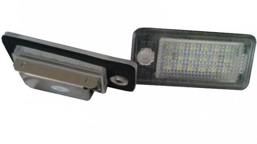 Lampa LED pentru Iluminare Numar Inmatriculare 7301, Audi A8