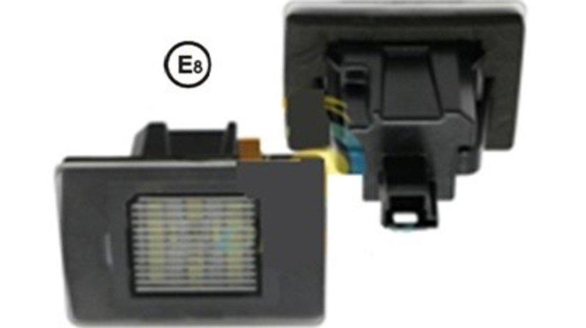 Lampa LED pentru Iluminare Numar Inmatriculare 7213, Mercedes ML W166 2011+