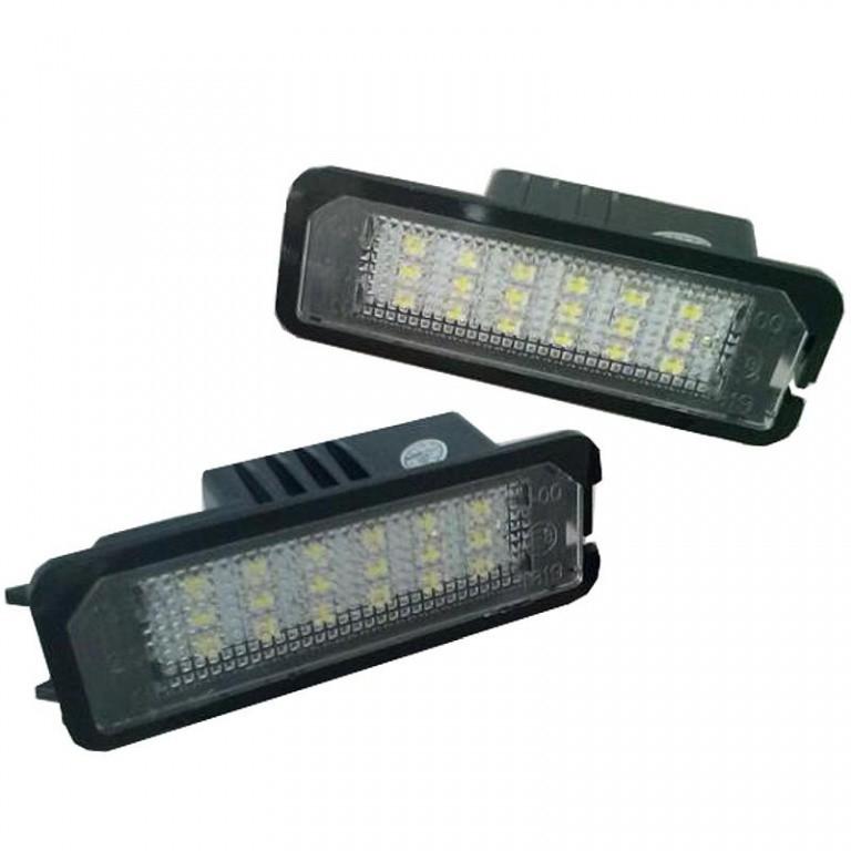 Lampa LED pentru Iluminare Numar Inmatriculare 7401, Porsche 911 GT3