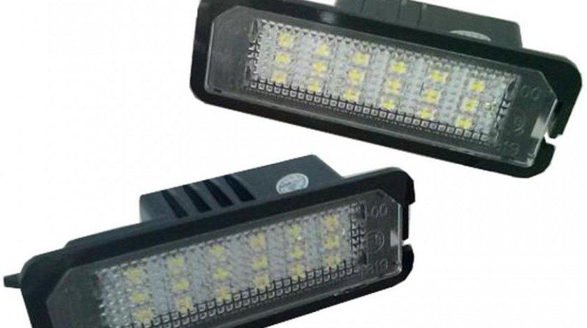 Lampa LED pentru Iluminare Numar Inmatriculare 7401, Porsche 997 GT3