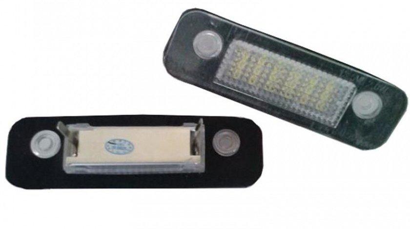 Lampa LED pentru Iluminare Numar Inmatriculare 7902, Ford Fiesta 2011+