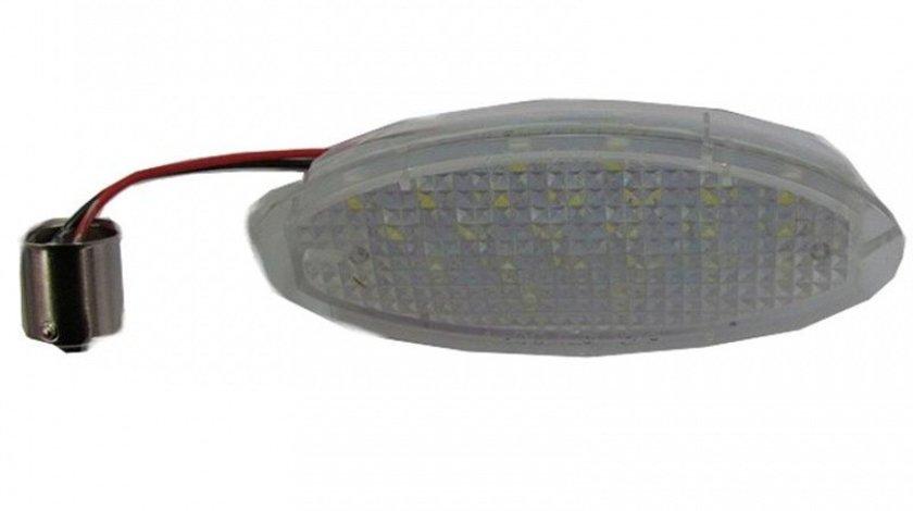 Lampa LED pentru Iluminare Numar Inmatriculare 71003, Opel Corsa B 1993-2002